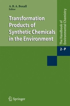 Degradation of Synthetic Chemicals in the Environment - Boxall, Alistair (Volume editor)