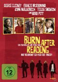 Burn After Reading, 1 DVD-Video