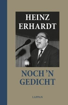 Noch´n Gedicht von Heinz Erhardt - Buch - buecher.de