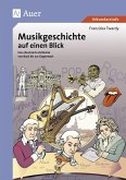 Musikgeschichte auf einen Blick (5. bis 13. Klasse)