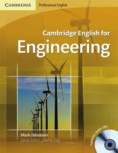 Cambridge English for Engeneering. Student´s Book