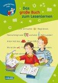 Das große Buch zum Lesenlernen / Lesemaus zum Lesenlernen Sammelbd.1