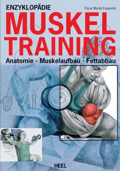 Enzyklopädie des Muskel-Trainings - Morán Esquerdo, Oscar