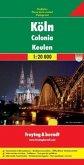 Freytag & Berndt Stadtplan Köln. Colonia. Keulen; Cologne