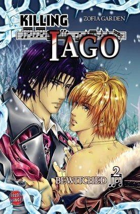 Buch-Reihe Killing Iago