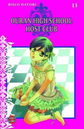 Ouran High School Host Club - Hatori, Bisco