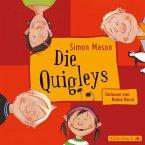 Die Quigleys Bd.1 (Audio-CD)
