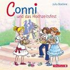 Conni und das Hochzeitsfest / Conni Erzählbände Bd.11 (Audio-CD)