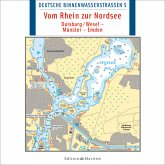 Deutsche Binnenwasserstraßen Vom Rhein zur Nordsee, 1 CD-ROM