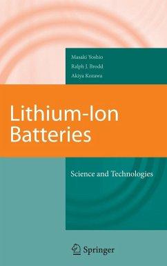 Lithium-Ion Batteries - Yoshio, Masaki / Brodd, Ralph J. / Kozawa, Akiya (ed.)