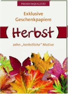 Geschenkpapier: Herbst