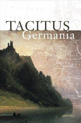 germania von tacitus buch buecherde