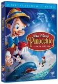 Pinocchio (Platinum Edition zum 70. Jubiläum, 2 DVDs)