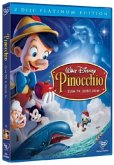 Pinocchio, Platinum Edition, 2 DVD-Videos