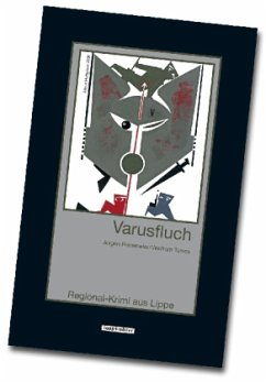 Varusfluch / Regional-Krimi aus Lippe Bd.8
