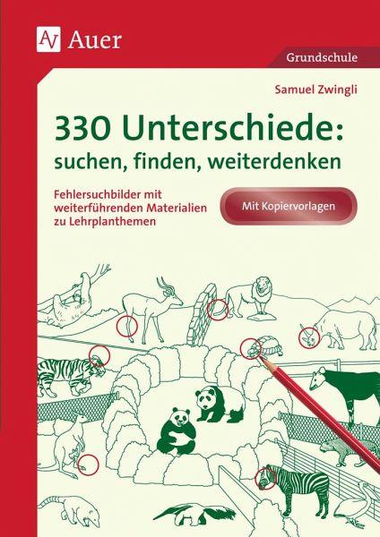 330 Unterschiede: suchen, finden, weiterdenken - Zwingli, Samuel