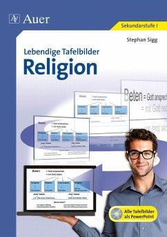 Lebendige Tafelbilder Religion - Sigg, Stephan