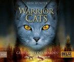 Geheimnis des Waldes / Warrior Cats Staffel 1 Bd.3 (5 Audio-CDs)