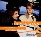 Bekenntnisse des Hochstaplers Felix Krull, 2 Audio-CDs