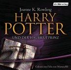 Harry Potter und der Halbblutprinz, 19 Audio-CDs (Ausgabe für Erwachsene)