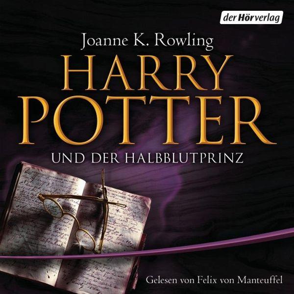Harry Potter und der Halbblutprinz, 19 Audio-CDs (Ausgabe für Erwachsene) - Rowling, Joanne K.