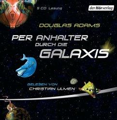 Per Anhalter durch die Galaxis, 5 Audio-CDs - Adams, Douglas