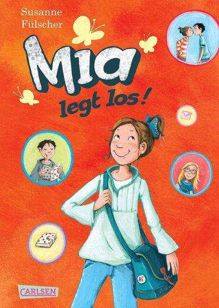 Buch-Reihe Mia von Susanne Fülscher