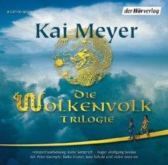 Die Wolkenvolk Trilogie, Bde.1-3 (6 Audio-CDs) - Meyer, Kai