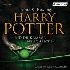 Harry Potter und die Kammer des Schreckens, 9 Audio-CDs (Ausgabe für Erwachsene)