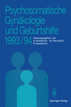 Psychosomatische Gynäkologie und Geburtshilfe 1993/94