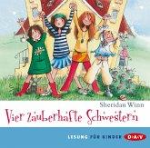Vier zauberhafte Schwestern Bd.1 (Audio-CD)
