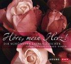 Höre, mein Herz!, Audio-CD