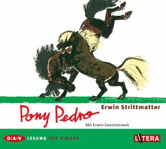 Pony Pedro, 1 Audio-CD - Strittmatter, Erwin