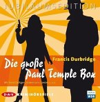 Die große Paul Temple Box, 20 Audio-CDs