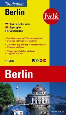 Falk Plan Berlin, Touristplan