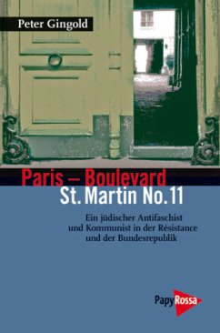 Paris - Boulevard St. Martin No. 11 - Gingold, Peter
