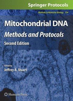 Mitochondrial DNA - Stuart, Jeffrey A. (Hrsg.)