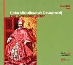 Der Großinquisitor, 1 Audio-CD - Dostojewskij, Fjodor M.