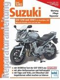 Suzuki GSF 1250 und 1250 S ab Modelljahr 2007. Bandit - Modelle ohne und mit ABS