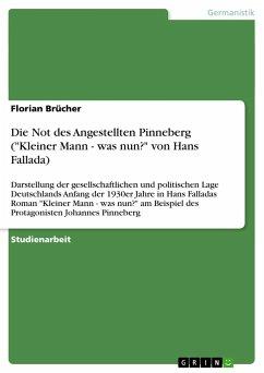 Die Not des Angestellten Pinneberg (