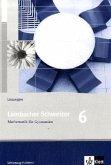 Lambacher Schweizer. 6. Schuljahr. Lösungen. Schleswig-Holstein