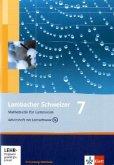 Lambacher Schweizer. 7. Schuljahr. Arbeitsheft mit Lernsoftware und Lösungsheft. Schleswig-Holstein