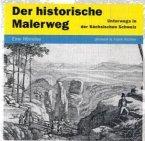 Der historische Malerweg, 1 Audio-CD