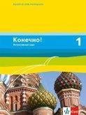 Konetschno! Band 1. Russisch als 3. Fremdsprache. Intensivnyj Kurs. Schülerbuch