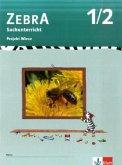 Zebra Projekthefte. Projekt Wiese. 1./2. Schuljahr