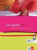 Con gusto A1. Lehr- und Arbeitsbuch. Mit 2 Audio-CDs