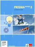 Prisma Physik Ausgabe für Niedersachsen. Neubearbeitung. Schülerbuch 7./8. Schuljahr mit CD-ROM