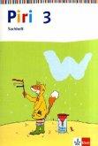 Piri Sachheft. Arbeitsheft 3. Schuljahr. Ausgabe für Bremen, Hamburg, Hessen, Niedersachsen, Nordrhein-Westfalen, Rheinland-Pfalz, Schleswig-Holstein und Saarland
