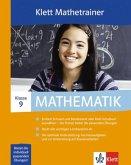 Klett Mathetrainer, 9. Klasse, 1 CD-ROM