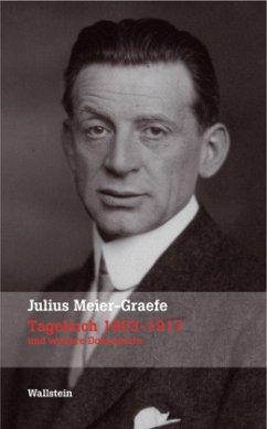 Tagebuch 1903-1917 - Meier-Graefe, Julius